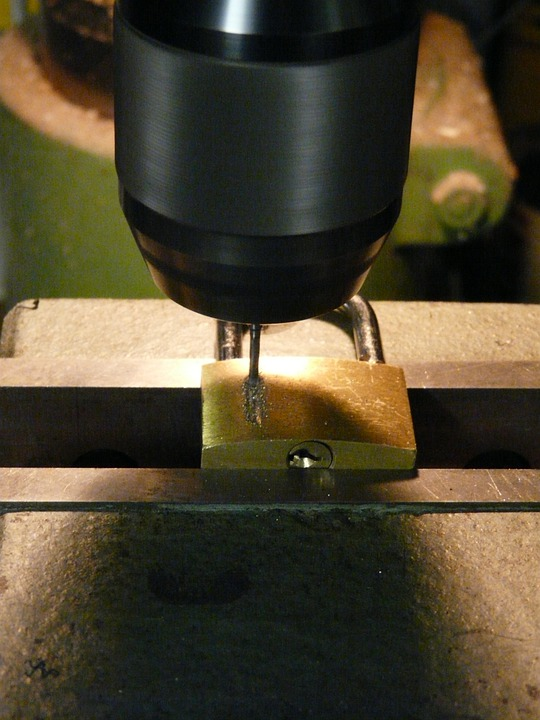 Drill, Milling Machine, Drilling, Milling, Metal