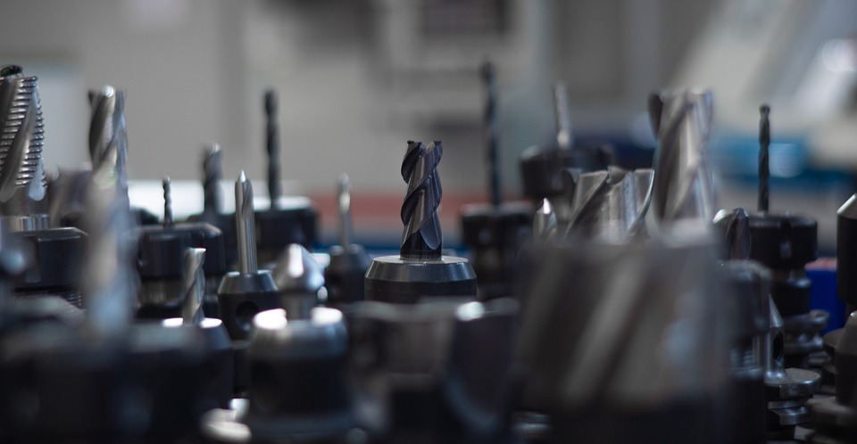Metal, Forest, Tool, Drill, Machining