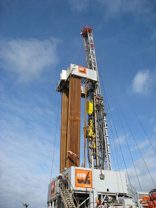 Onshore, Drilling, Rig, Derrick, Top Drive, Germany