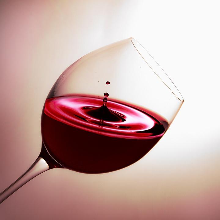Glass, Wine, Drip, Red Wine, Drink, Liquid, Alcohol