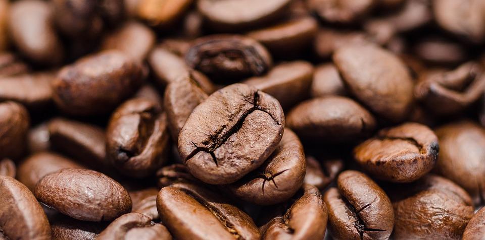 Coffee Beans, Coffee, Roasted, Beans, Drink, Beverage