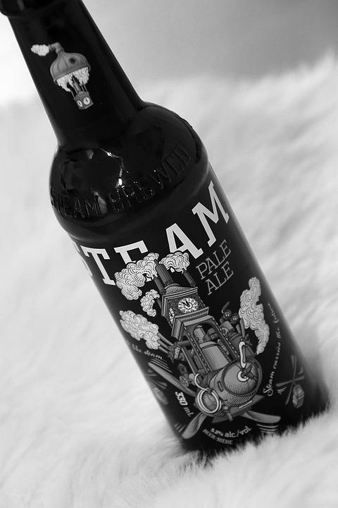 Beer Bottle, Beer, Drink, Bottle, Ale, Alcohol