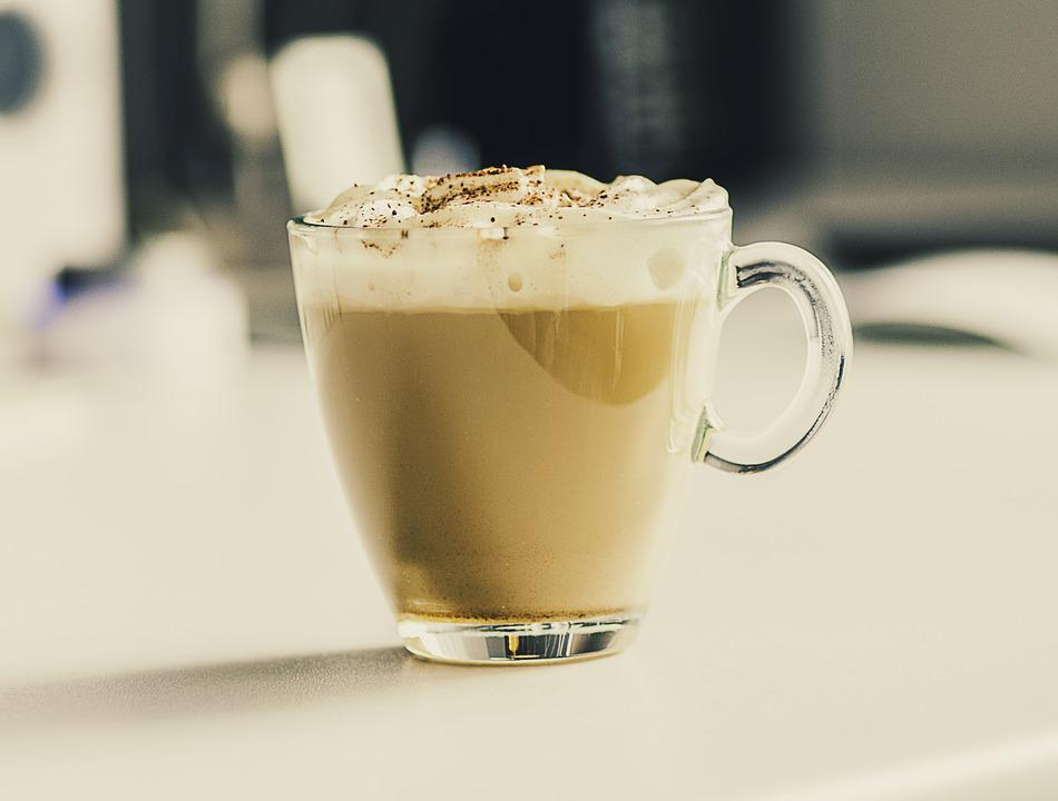 Coffee, Latte, Cappuccino, Drink, Cafe, Cup, Coffee Cup