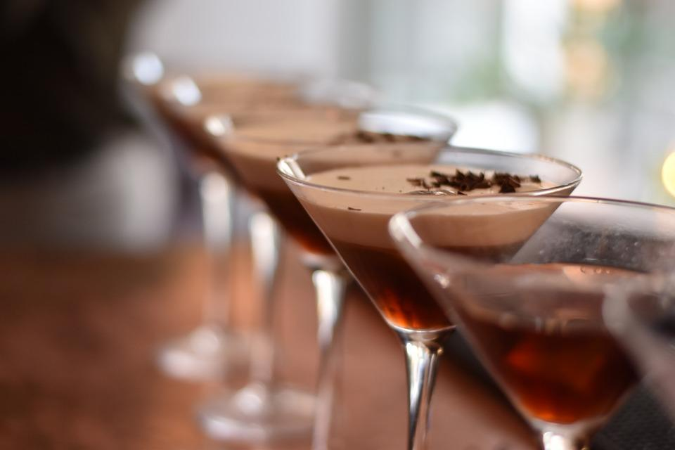Drink, Coctail, Chocolate