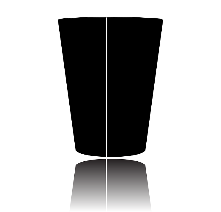 Silhouette, Cup, Drink, Coffee, Cafe, Hot, Design, Mug