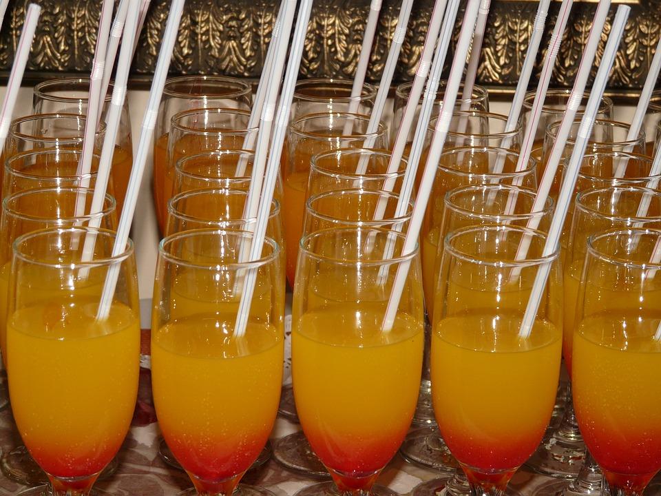 Juice, Fruit Juice, Cocktail, Aperitif, Drink, Glasses