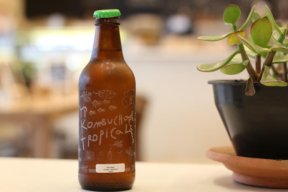 Kombucha, Drink