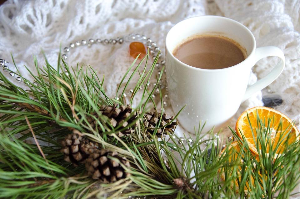 Coffee, Chocolate, Heat, Winter, Drink, Mug, Layout