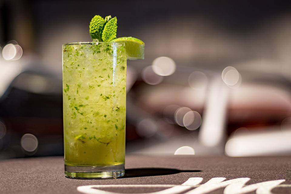 Drink, Cocktail, Mojito, Alcohol, Refreshment, Party