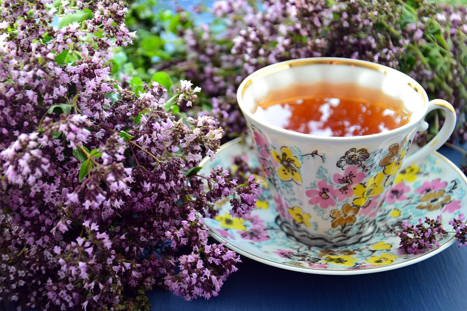 Tea, Herbal Tea, Herbal, Flower Tea, Mug, Drink