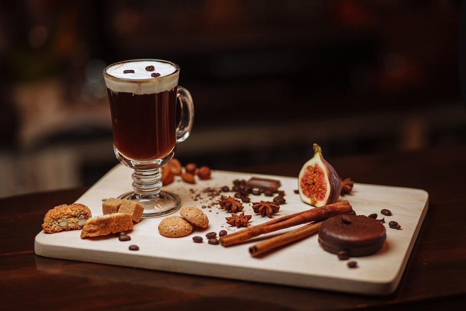 Coffee, Food, Drink, Table, Irish, Natural, Cup