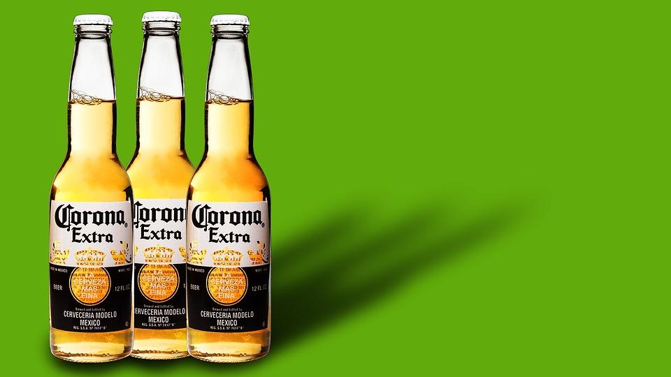 Corona, Mexican Beer, Beer, Glass, Drink, Refreshment