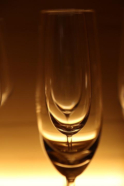 Glass, Glasses, Restaurant, Drink, Sparkle, Wine Glass