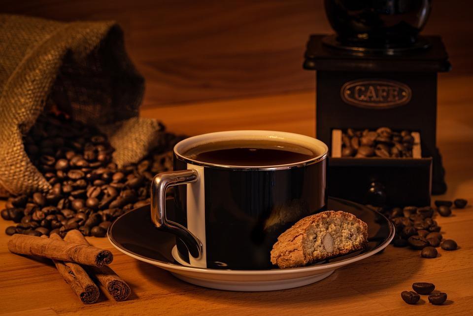 Coffee, Beans, Drink, Still Life, Caffeine, Roasted