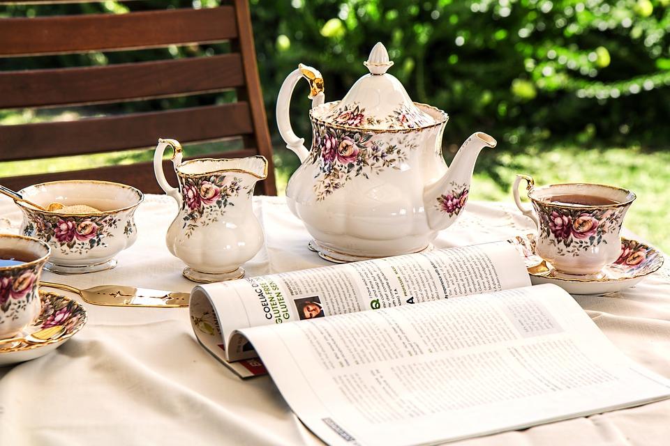 Tea, Tea Time, Teapot, Cup, Drink, Beverage, Afternoon