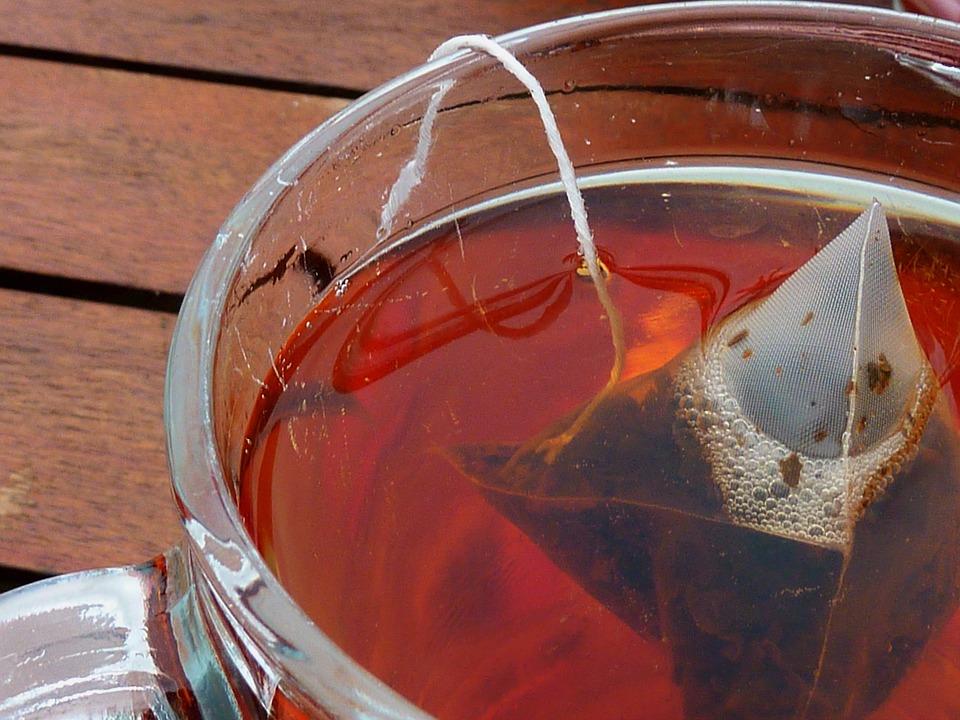 Tee, Teatime, Tea Bags, Drink, Teacup, Fruit Tea