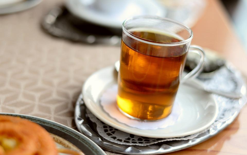 Tee, Teacup, Tea Glass, Drink, Hot, Beverages, Glass