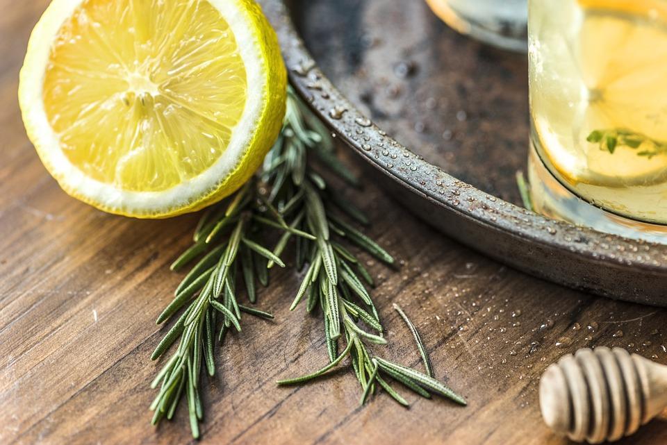 Lemonade, Citrus, Closeup, Drink, Drinking, Fresh