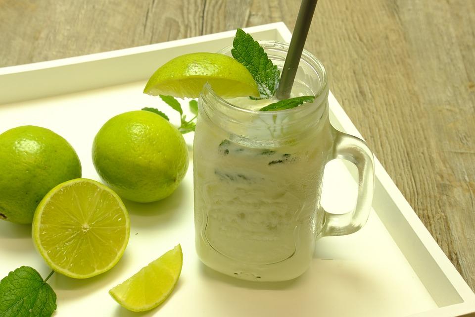 Drinking Yoghurt, Yogurt, Cocktail, Refreshment, Summer