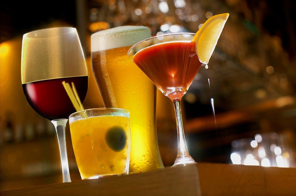 Cocktails, Alcohol, Drinks