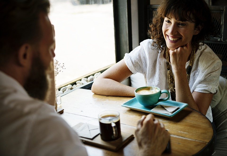Cup, Restaurant, Drinks, Business, Break, Friends