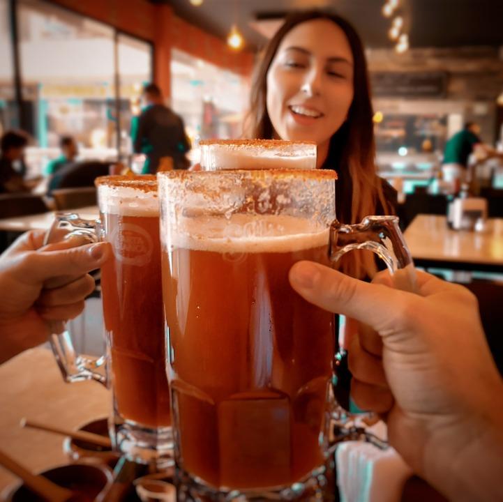 Drinks, Friends, Beer, Cheers, Friendship, Alcohol