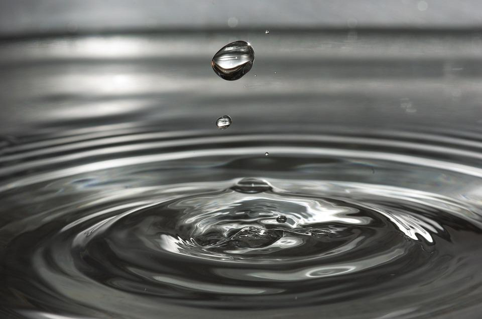 Drip, Drop Of Water, Wave, Wet, Water, Circle