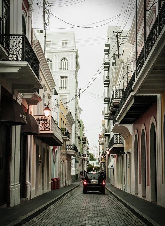 City, Street, Drive, Building, Road, Travel