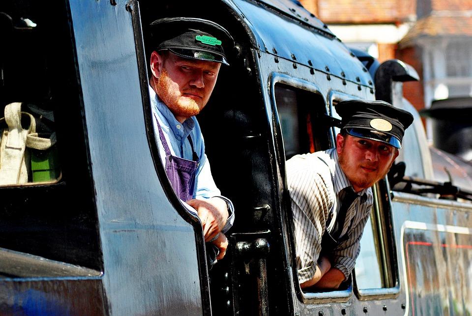 Train, Driver, Guard