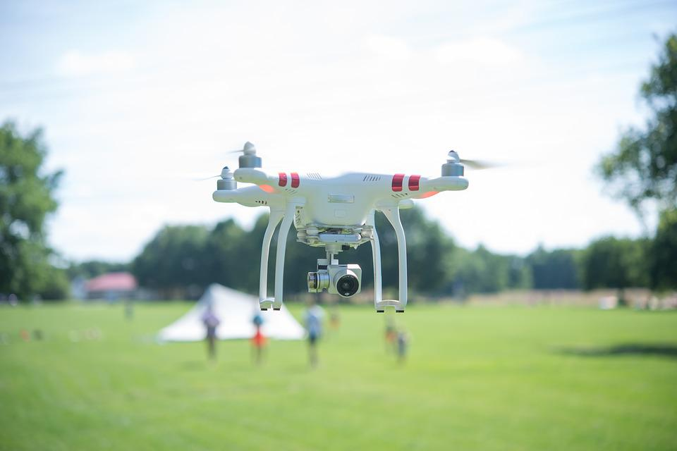 Drone, Flying, Technology, Aerial, Remote, Helicopter
