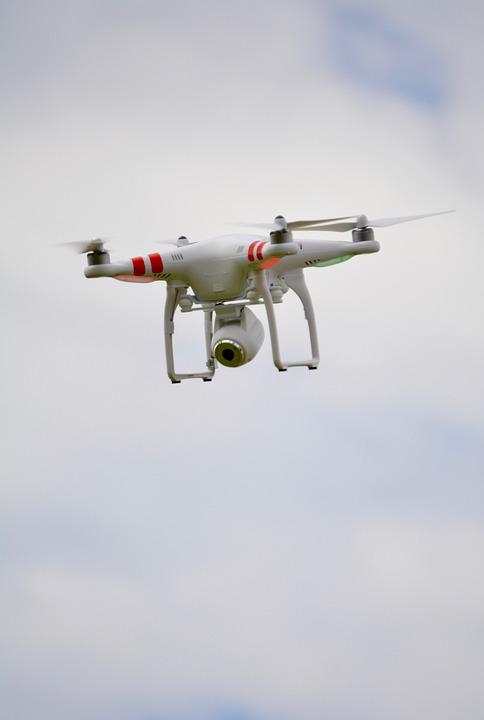 Drone, Sky, Remote Control, Spy