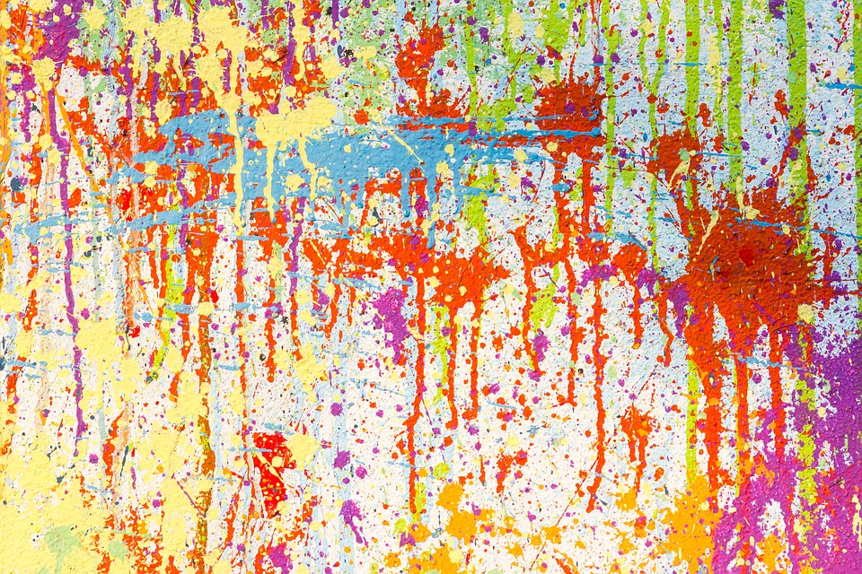 Paint, Paint Splashes, Paint Splash, Drop, Color