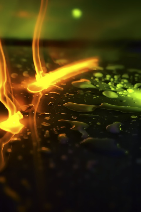 free photo droplets artistic abstract water green light - max pixel, Reel Combo