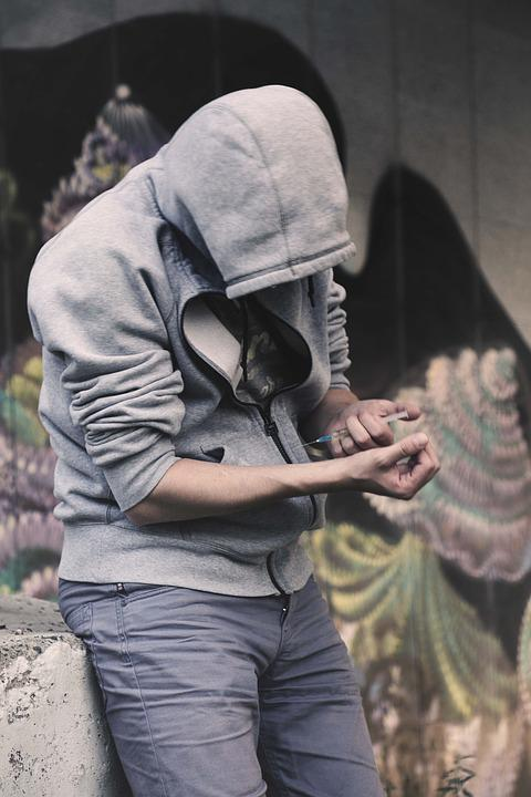 Addict, The Dependence Of, Dependent, Drug Addiction