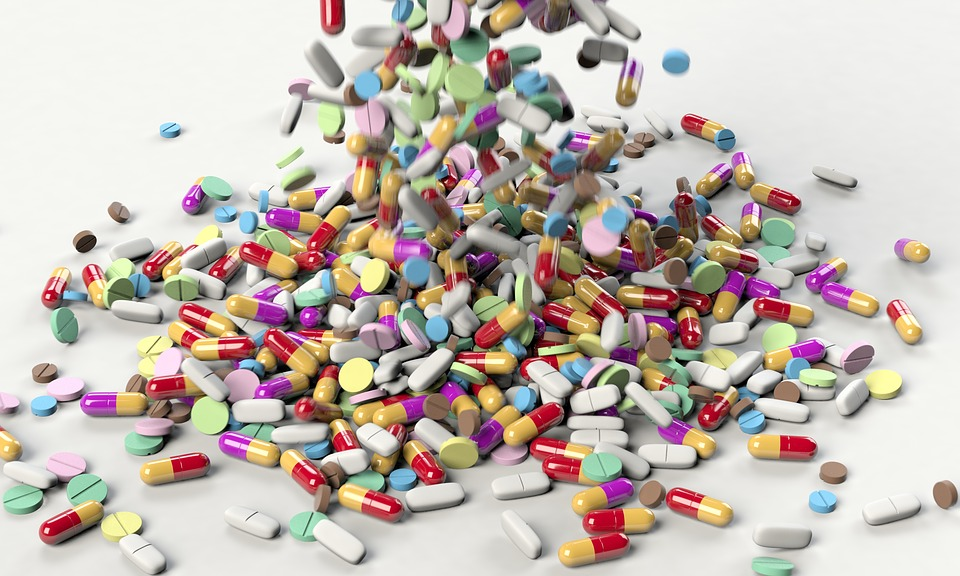Pills, Medicine, Medical, Health, Drug, Pharmacy