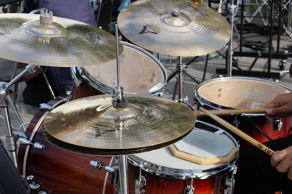 Cymbals, Percussion, Music, Instrument, Drum, Musical