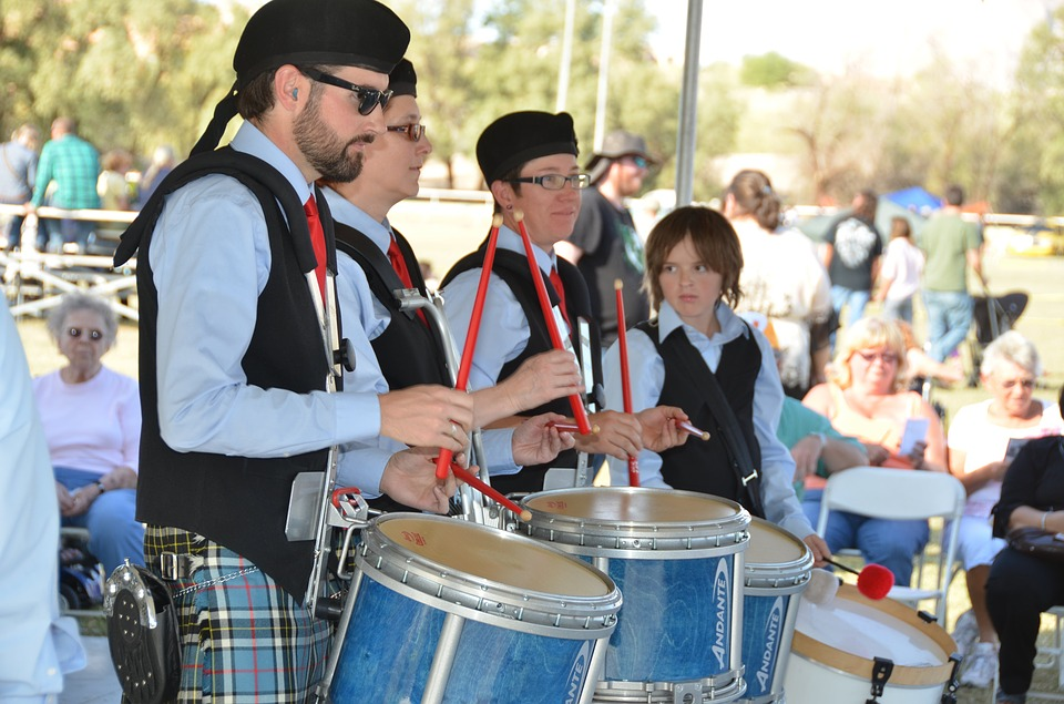 Pipes Drums, Drums, Scottish Drums, Celtic Drums