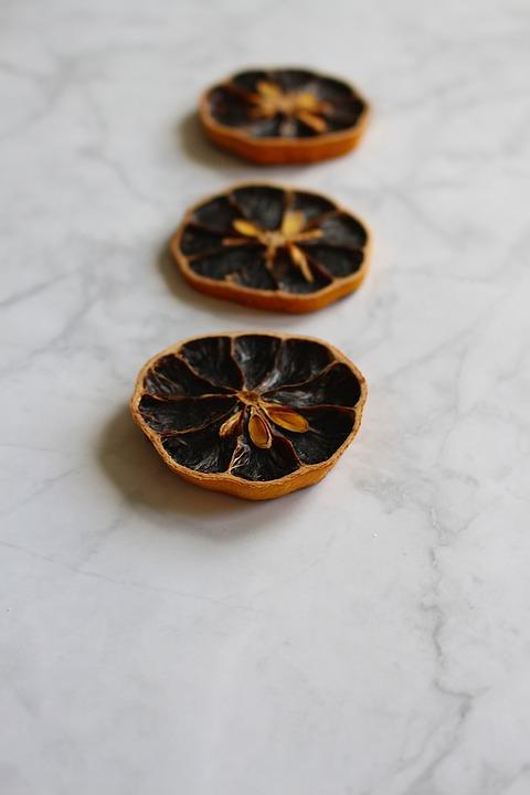 Lemon, Dry, Food, Aromatic, Christmas Decoration