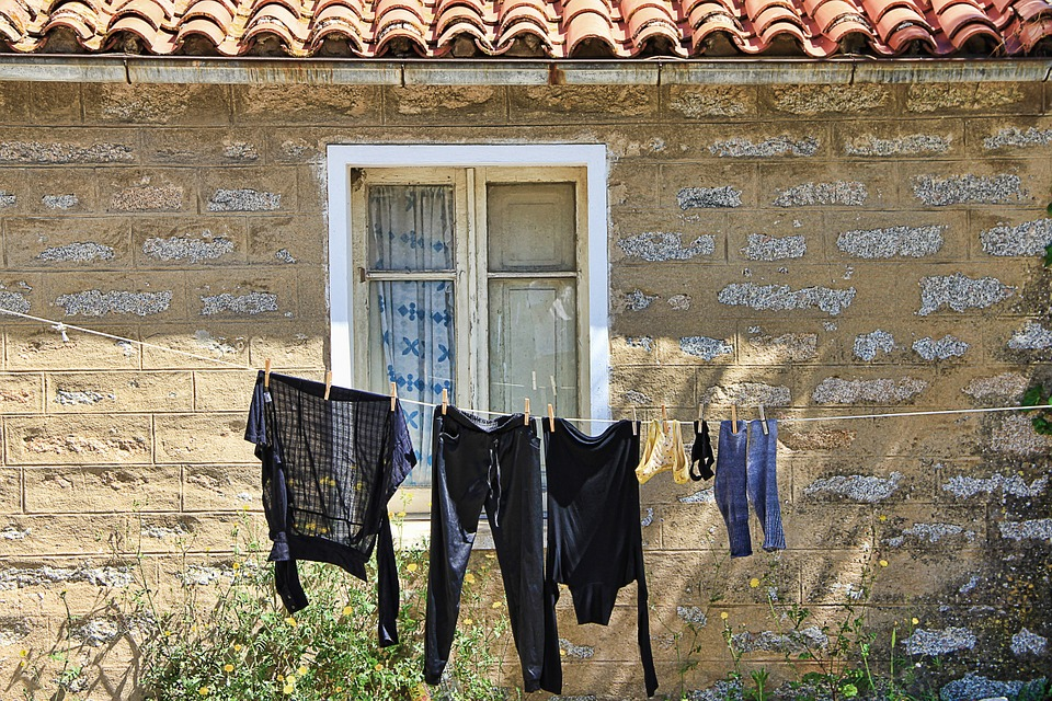 Wash, Laundry, Clothes Line, Dry, Dry Laundry