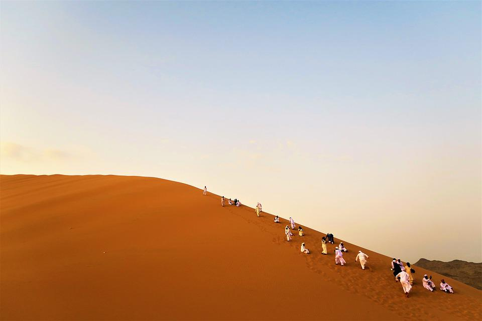 Desert, Sand, Nature, Taylor, Dry, Hot, Sahara, Dune
