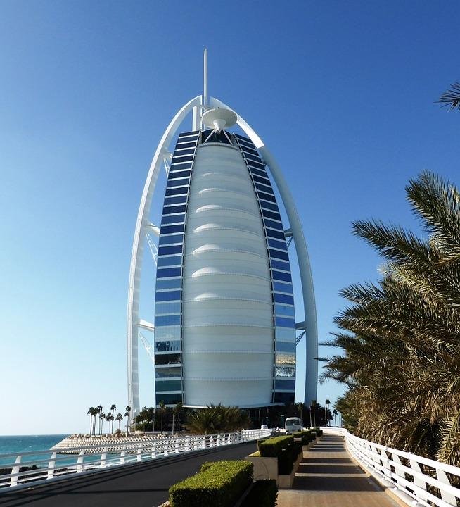 Hotel Dubai Burj Al Arab Glamor 7 Star