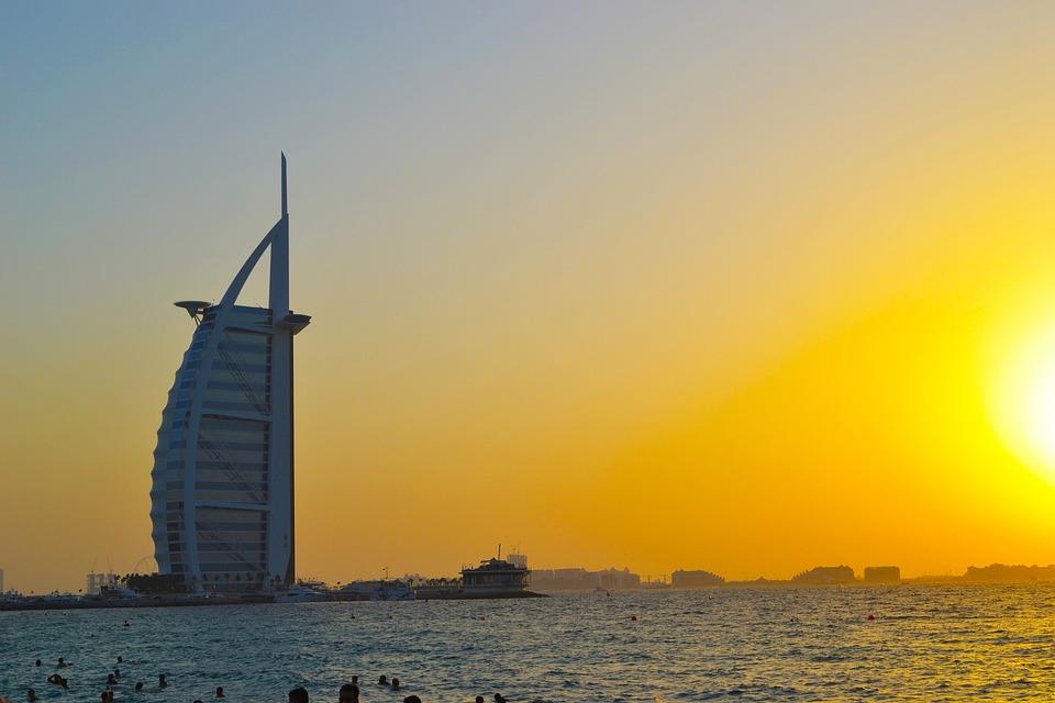 Burj Al Arab, Dubai, Uae, Travel, Emirates, Landmark