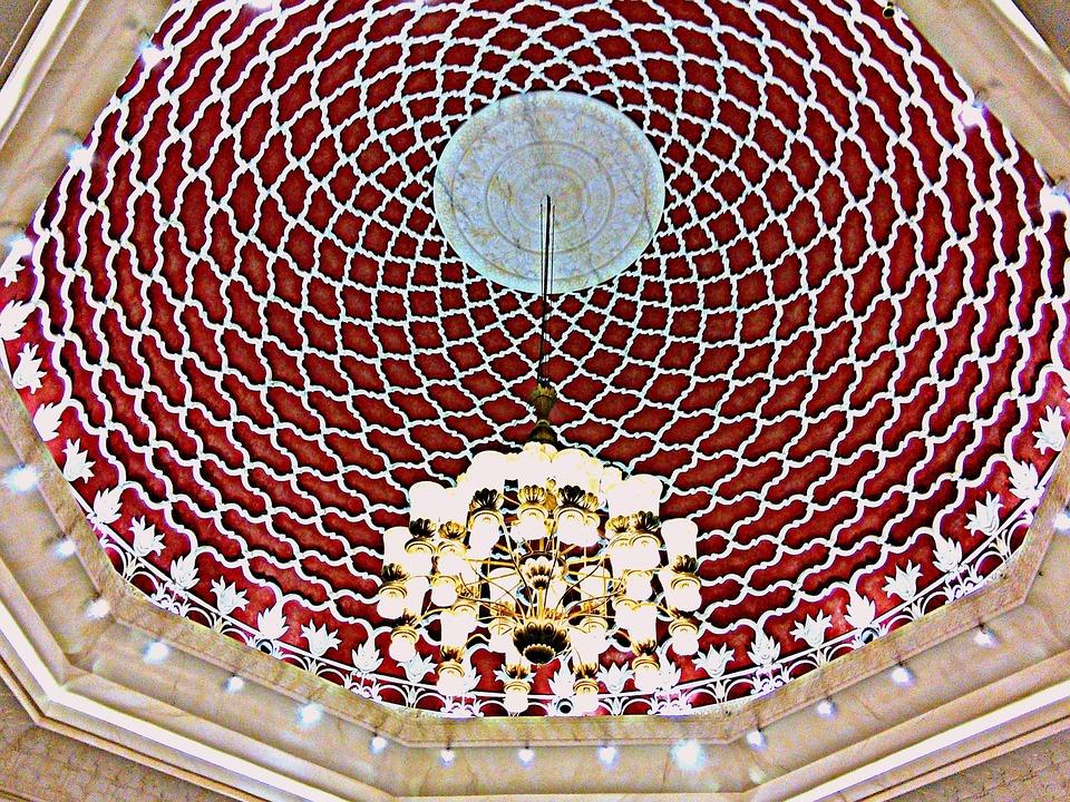 Dome, Mall, Dubai, Sightseeing, Tourist, Emirates