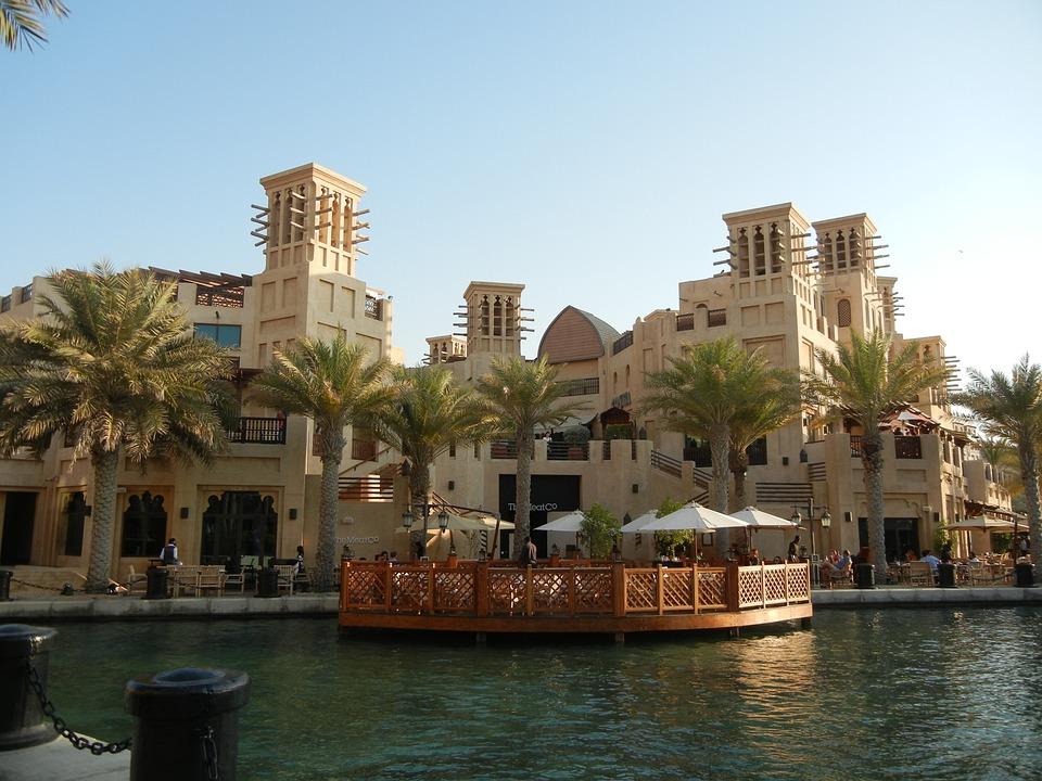 Dubai, Mall, Architecture