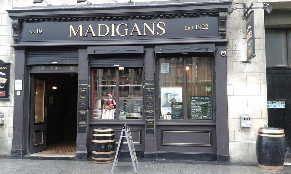 Ireland, Pub, Dublin
