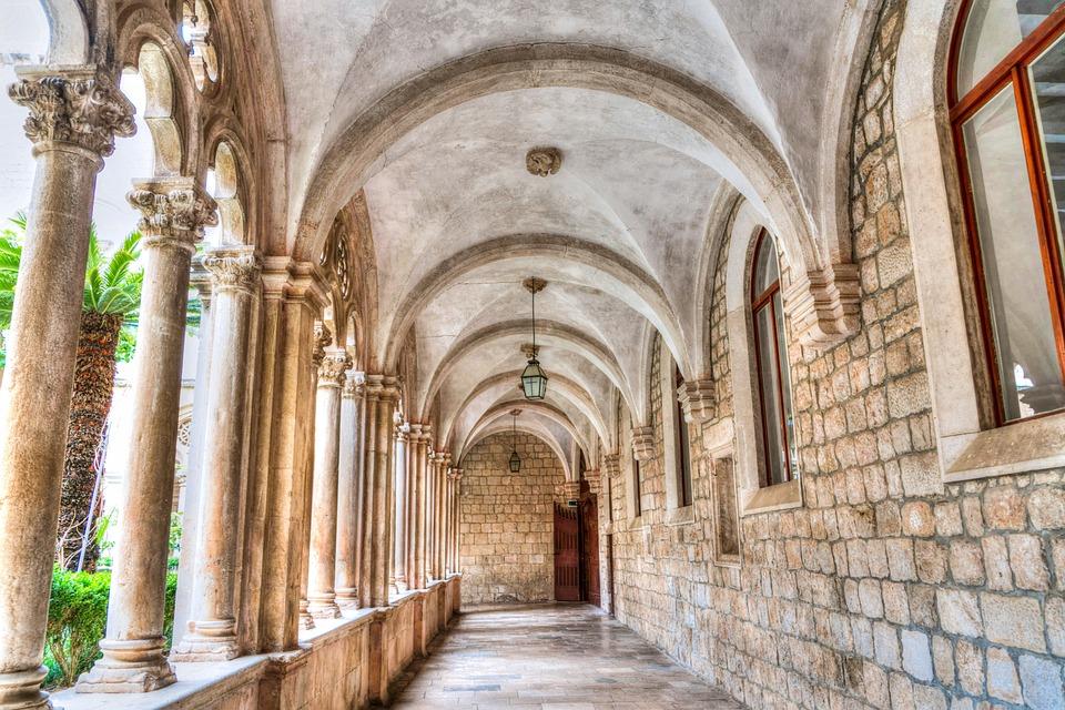 Croatia, Dubronvik, Architecture, History, Ancient