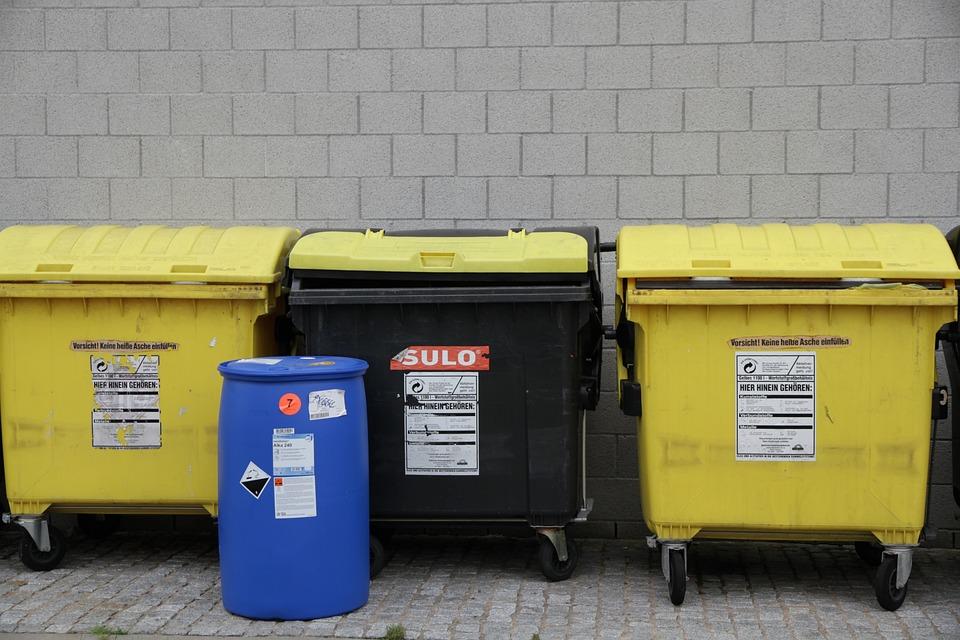 Garbage, Disposal, Trash, Waste, Rubbish, Dump
