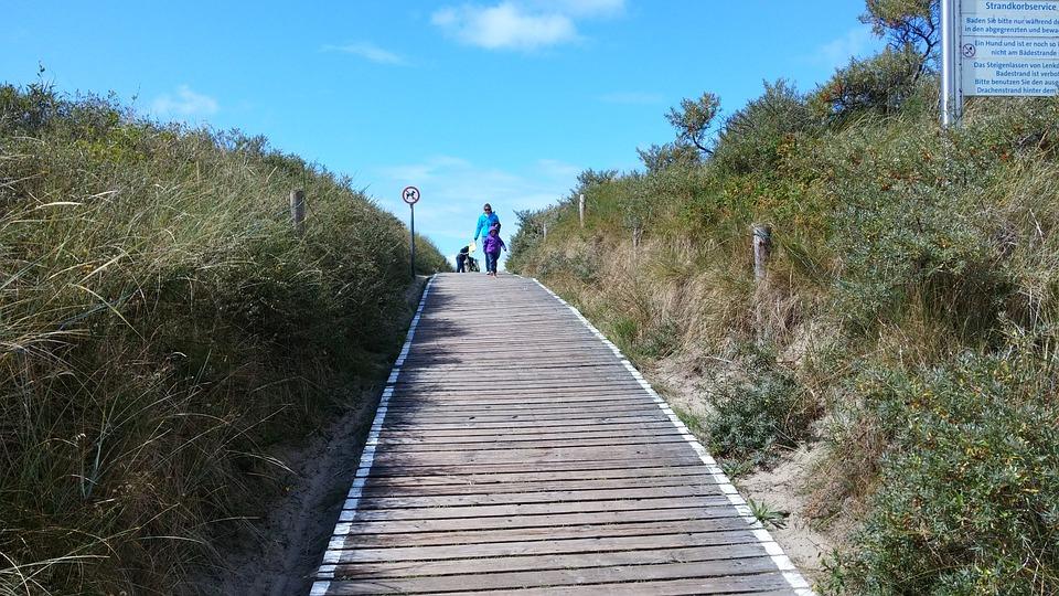 Dune, Away, Island, North Sea