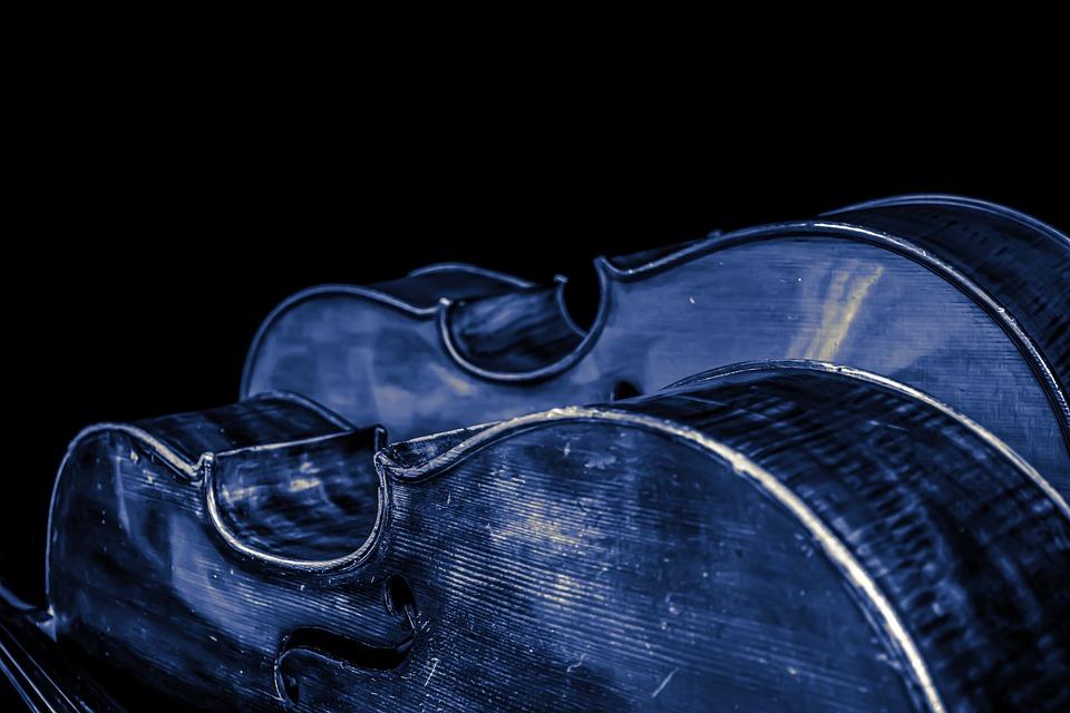 Futuristic, Cello, Purple, Duo, Violet, A Couple