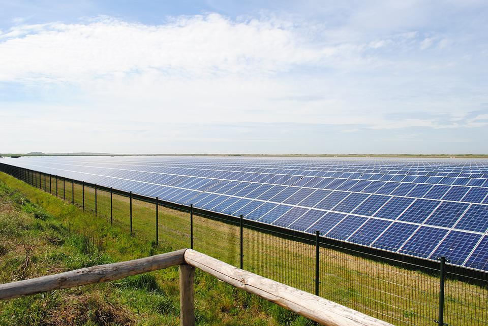Solar Panels, Ameland, Durable